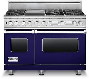 Viking Professional Custom Series VDSC548T6GCBLP - Cobalt Blue