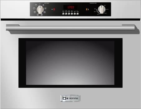 Verona VEBIEM301SS - VEBIEM301SS Stainless Steel Wall Oven