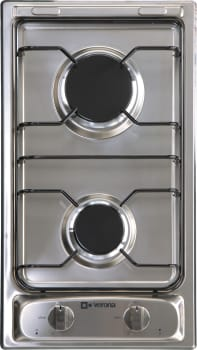 Verona VECTG212FD - Stainless Steel Front View