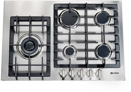 Verona Designer Series VECTGM305SS - VECTGM305SS Stainless Steel Cooktop