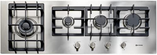 Verona Designer Series VECTGM424SS - VECTGM424SS Stainless Steel Cooktop