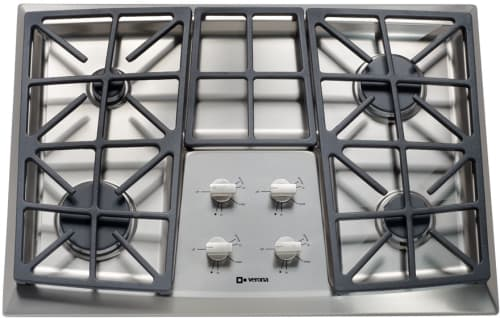 Verona VECTGV304SS - VECTGV304SS Stainless Steel Cooktop