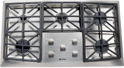 Verona VECTGV365SS - VECTGV365SS Stainless Steel Cooktop