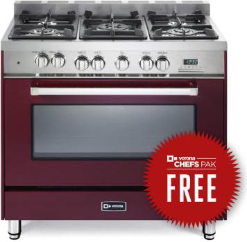 Verona VEFSGE365NBU - Free Chefs Pak