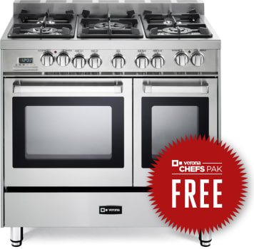 Verona VEFSGE365NDSS - Free Chefs Pak