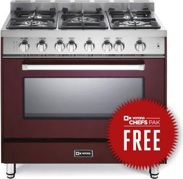Verona VEFSGG365NBU - Free Chefs Pak