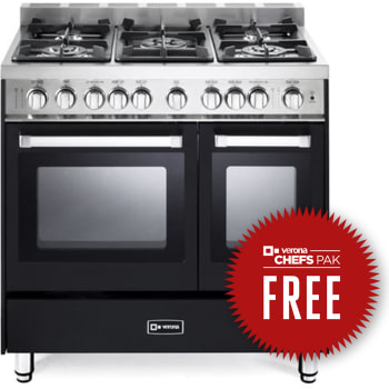 Verona VEFSGG365NDE - Free Chefs Pak