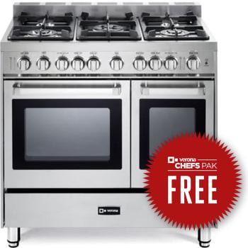 Verona VEFSGG365NDSS - Free Chefs Pak