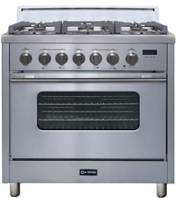 Verona Pro Series VEFSGGL65 - Stainless Steel