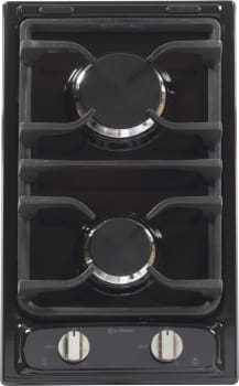 Verona Vegct212fe 12 Inch Gas Cooktop With 2 Sealed Burners
