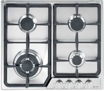 Verona Vegct424fss 24 Inch Gas Cooktop