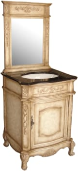 Empire Industries Verona Collection VE24AWM - 24 Inch Traditional Vanity with Cabinet Door