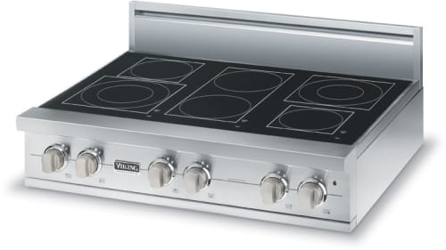 electric range top. Viking Professional Series VERT5366BSB - Black Ceramic Top Electric Range M