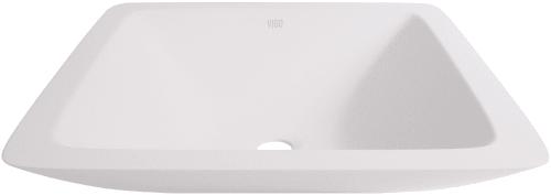 Vigo Industries Vessel Sink Collection VG04006 - Front View