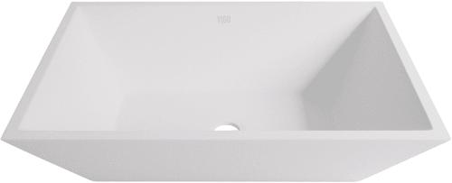 Vigo Industries Vessel Sink Collection VG04007 - Front View