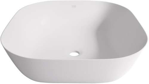 Vigo Industries Vessel Sink Collection VG04008 - Front View