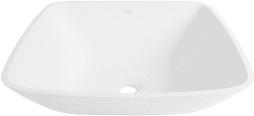 Vigo Industries Vessel Sink Collection VG04009 - Front View