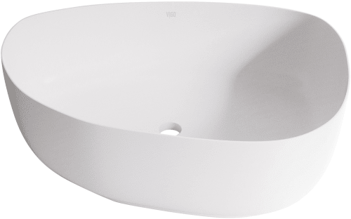 Vigo Industries Vessel Sink Collection VG04012 - Front View