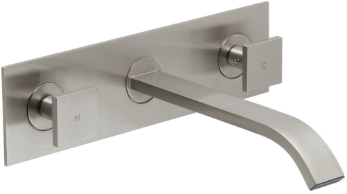 Vigo Industries VG05002BN - Brushed Nickel Front View
