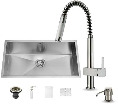 Vigo Industries VG15151 - Items Included