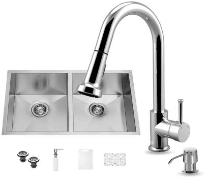 Vigo Industries VG15154 - Items Included