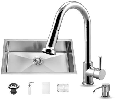 Vigo Industries VG15162 - Items Included