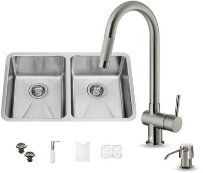 Vigo Industries VG15231 - Items Included