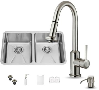 Vigo Industries VG15232 - Items Included