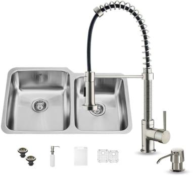 Vigo Industries VG15309 - Items Included