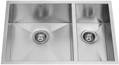 Vigo Industries VG2920BLx - Undermount Stainless Steel Kitchen Sink