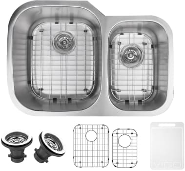 Vigo Industries Kitchen Sink Collection VG3021LK1 - Items Included