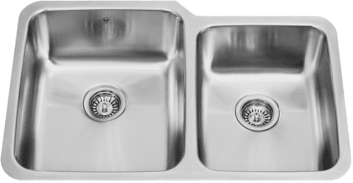 Vigo Industries VG3221L - Undermount Stainless Steel Kitchen Sink