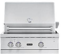 "Viking Professional 5 Series VGBQ53024LSS - 30"" Built-In Grill"