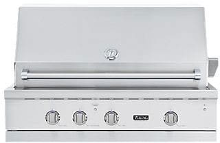 "Viking Professional 5 Series VGBQ54224NSS - 42"" Built-In Grill"