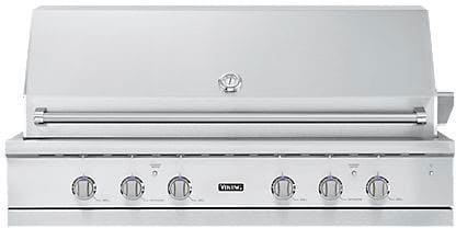 "Viking Professional 5 Series VGBQ55424NSS - 54"" Built-In Grill"