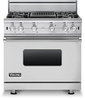 Viking Professional Custom Series VGCC5364QSS - Stainless Steel