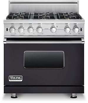 Viking Professional Custom Series VGCC5366BGGLP - Graphite Gray