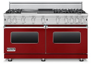 Viking Professional Custom Series VGCC5606GQARLP - Apple Red