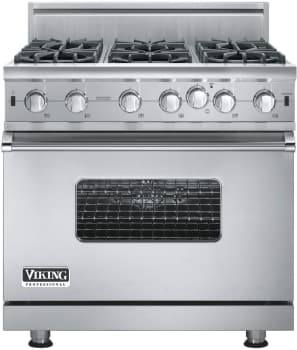Viking Professional 5 Series VGIC53616BSS - 36-inch Stainless Steel