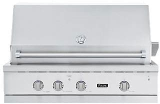 "Viking Professional 5 Series VGIQ542241LSS - 42"" Built-In Grill"