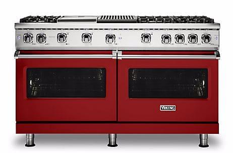 Viking Professional 5 Series VGR5606GQARLP - Apple Red