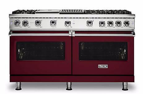 Viking Professional 5 Series VGR5606GQBU - Burgandy