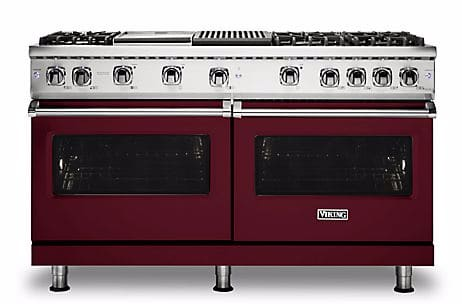 Viking Professional 5 Series VGR5606GQBULP - Burgandy