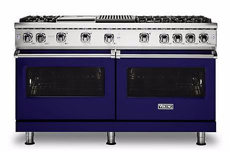 Viking Professional 5 Series VGR5606GQCB - Cobalt Blue
