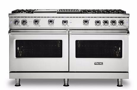Viking Professional 5 Series VGR5606GQWHLP - Stainless Steel Front View