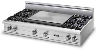 Viking Professional Custom Series VGRT5484GSS - Stainless Steel