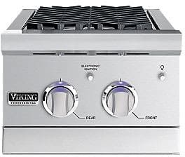 "Viking Professional 5 Series VGSB5153LSS - 15"" Double Side Burner"