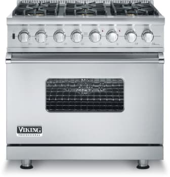 Viking Professional Custom Series VGSC5366BBR - Featured View