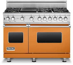 Viking Professional Custom Series VGSC5486QCNLP - Cinnamon