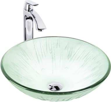 Vigo Industries Vessel Sink Collection VGT132 - Main View
